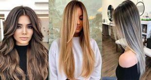 Atemberaubende Lange Frisuren Die Sie Diesen Frühling Ausprobieren Müssen