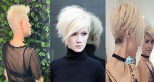 Kurze Blonde Haare: Alle Trends für den Sommer