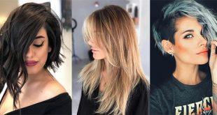 Damen Frisuren 2021