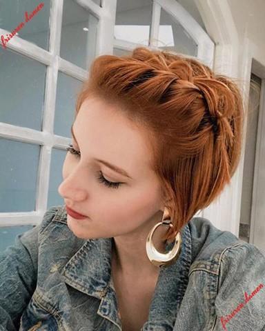 Süßeste Kurze Geflochtene Frisuren für Jede Frau